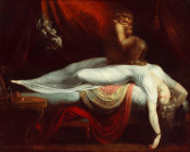 Henry Fuseli - The Nightmare, 1781
