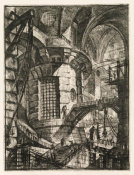 Giovanni Battista Piranesi - The Round Tower, 1761