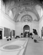 photographer unknown - The Great Hall of the Detroit Institute of Arts, Detroit, Michigan, 1927