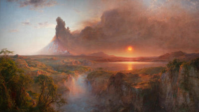 Frederic Edwin Church - Cotopaxi, 1862