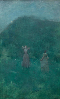 Thomas Wilmer Dewing - Summer, 1893
