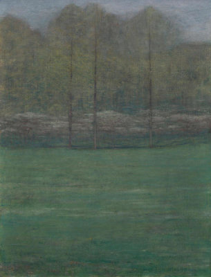 Dwight William Tryon - Spring, 1893